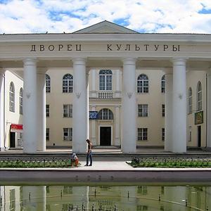 Дворцы и дома культуры Камешково