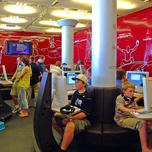 Интернет-кафе Камешково