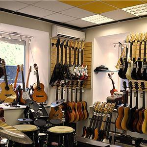 Музыкальные магазины Камешково