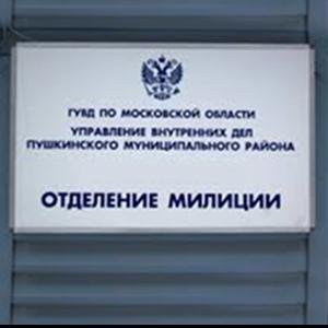 Отделения полиции Камешково