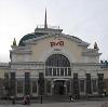 Железнодорожные вокзалы в Камешково