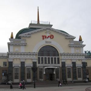 Железнодорожные вокзалы Камешково