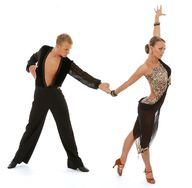 Хастл в Некафе - иконка «танцы» в Камешково